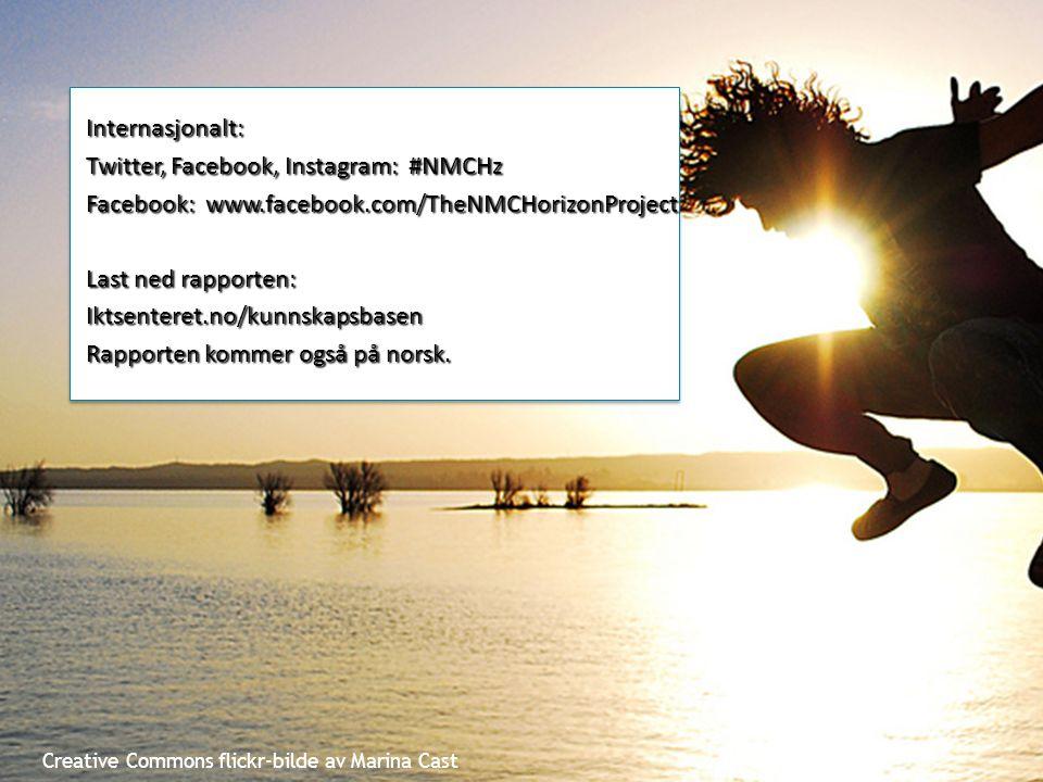 Twitter, Facebook, Instagram: #NMCHz