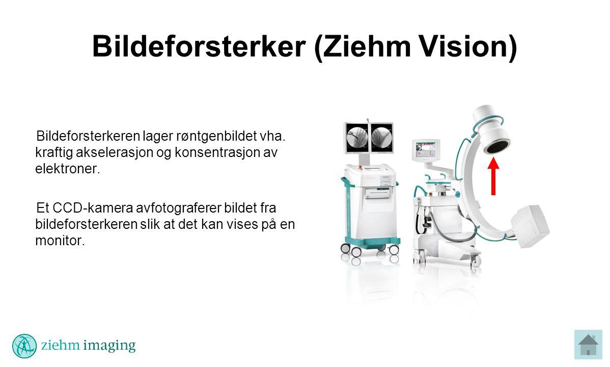 Bildeforsterker (Ziehm Vision)