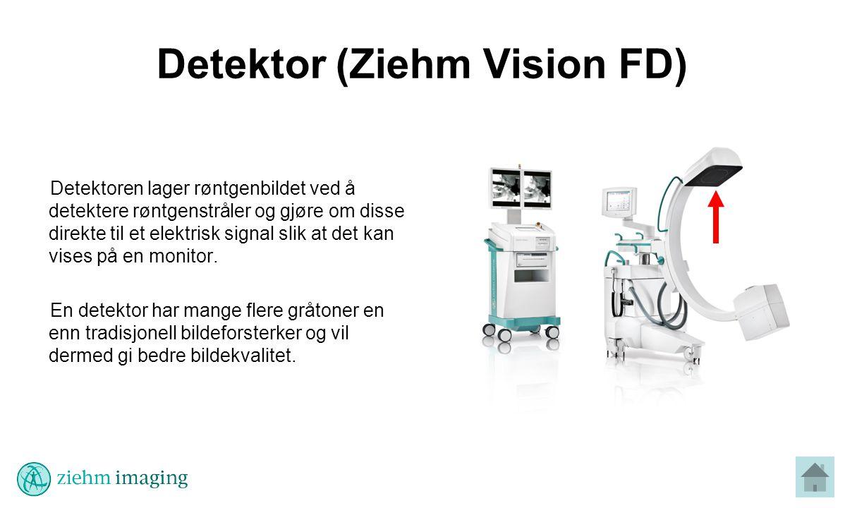 Detektor (Ziehm Vision FD)