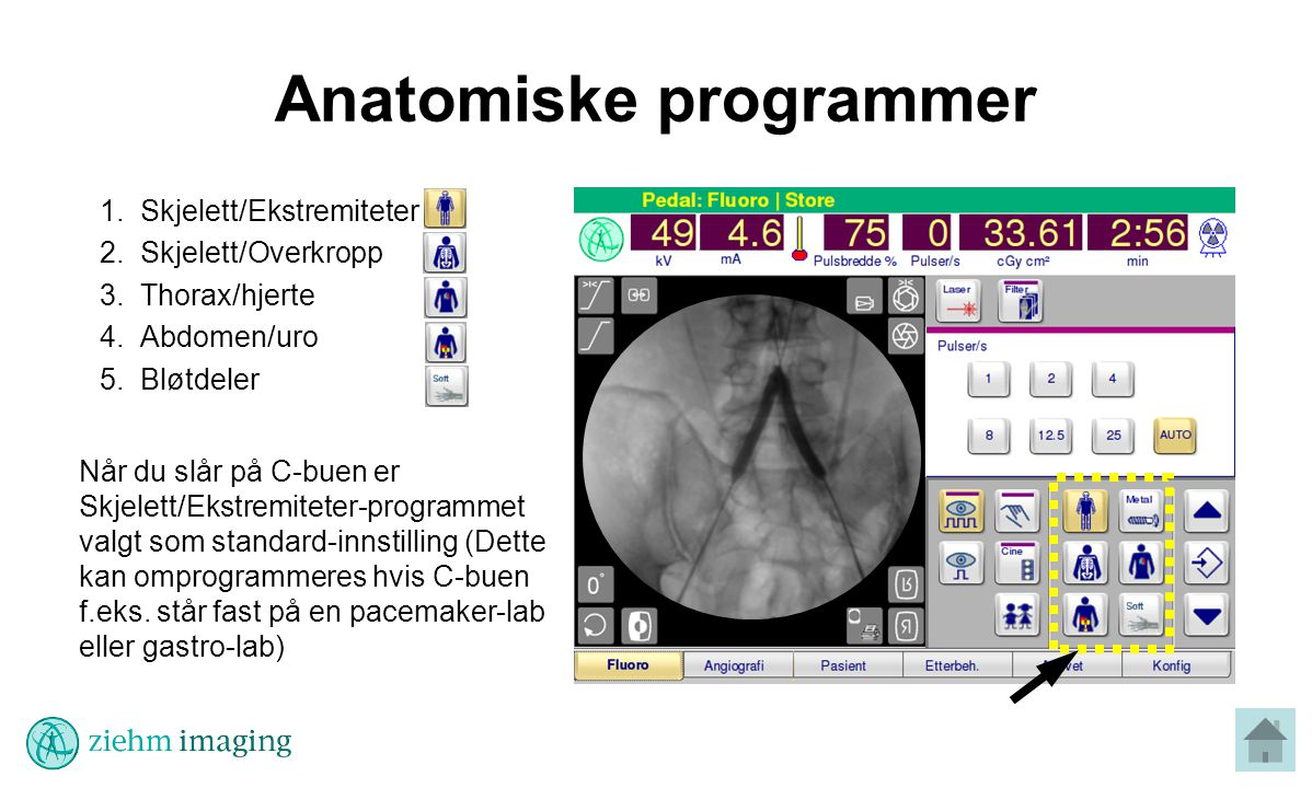 Anatomiske programmer