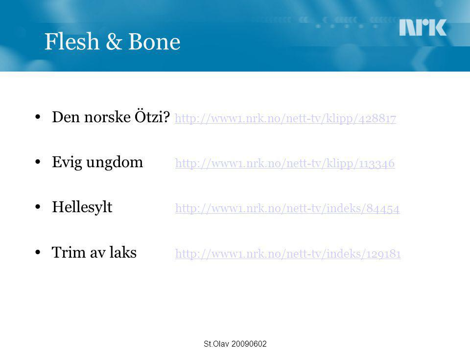 Flesh & Bone Den norske Ötzi http://www1.nrk.no/nett-tv/klipp/428817