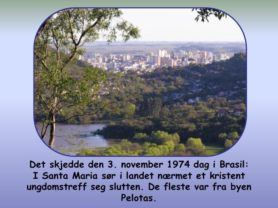 Det skjedde den 3. november 1974 dag i Brasil: