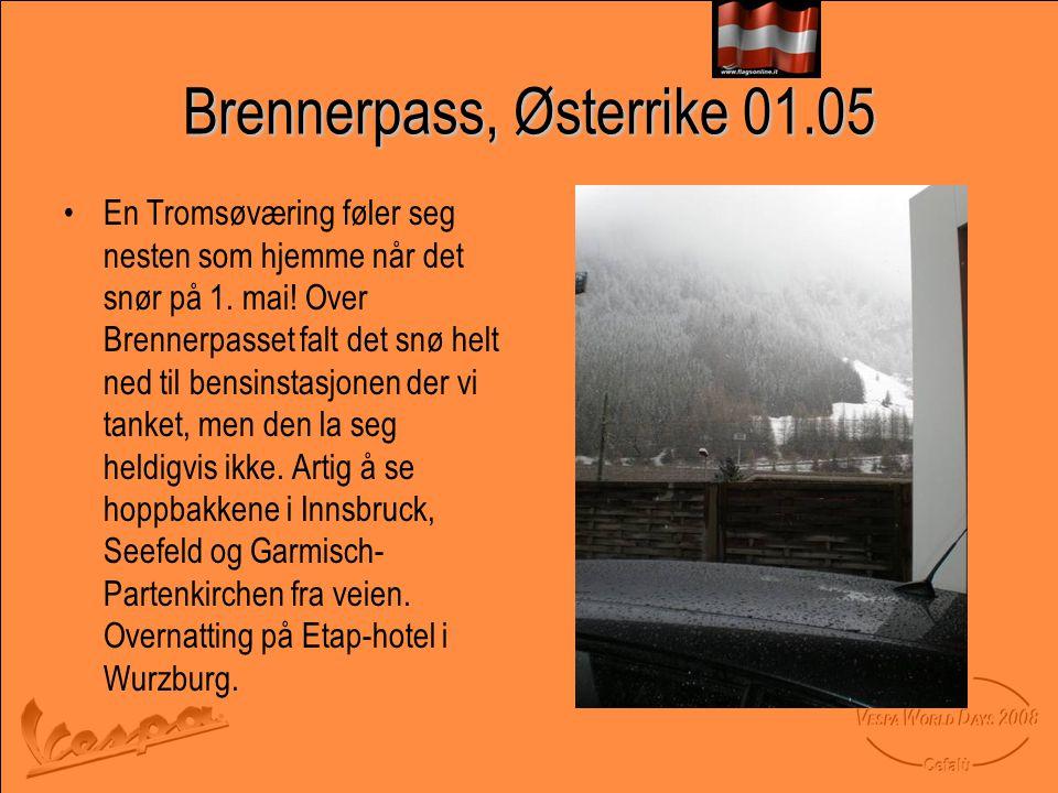 Brennerpass, Østerrike 01.05
