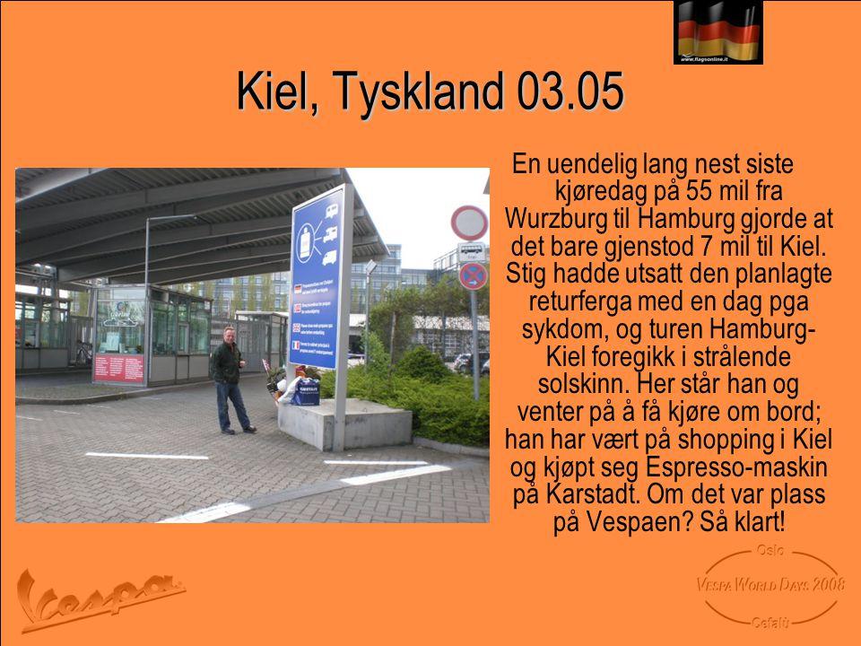 Kiel, Tyskland 03.05