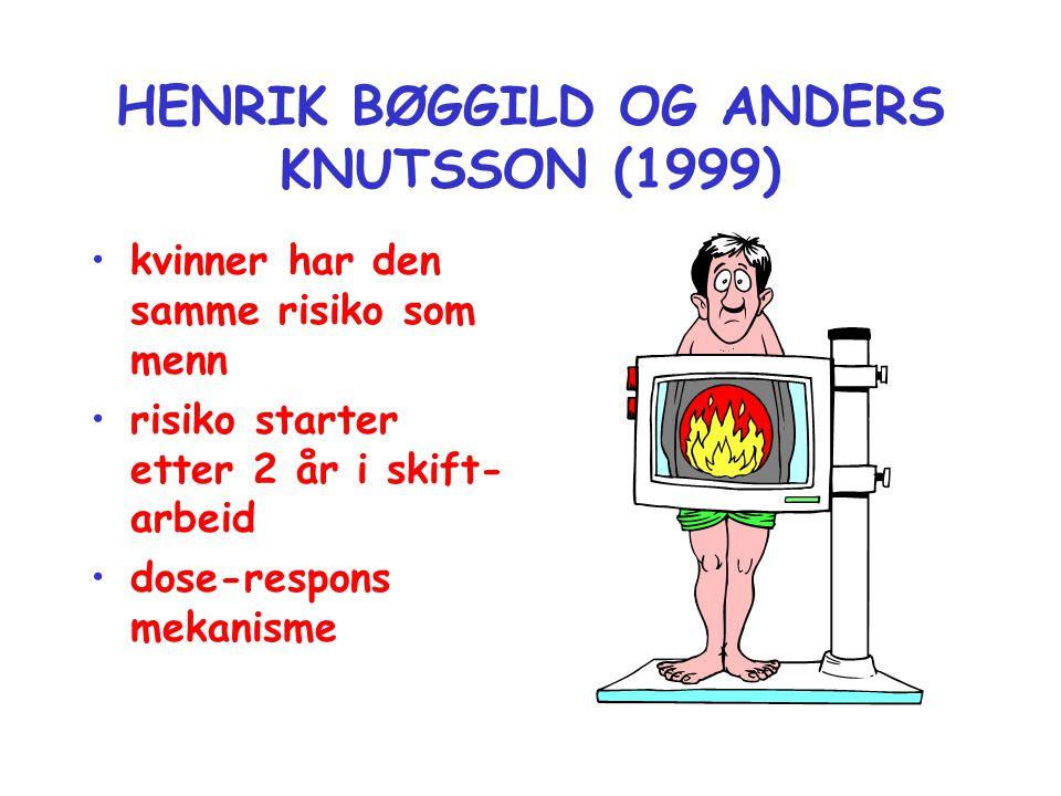 HENRIK BØGGILD OG ANDERS KNUTSSON (1999)