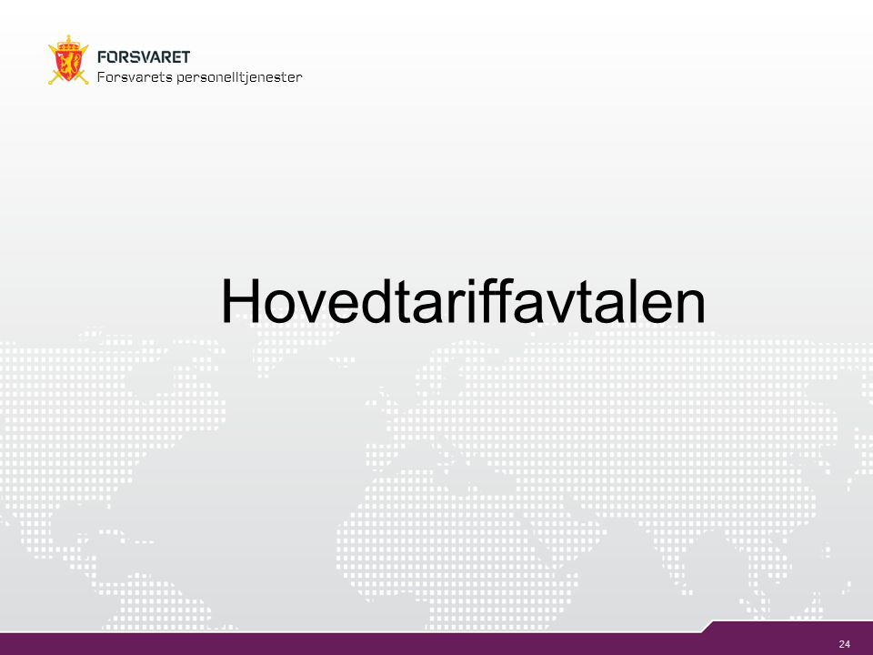 Hovedtariffavtalen