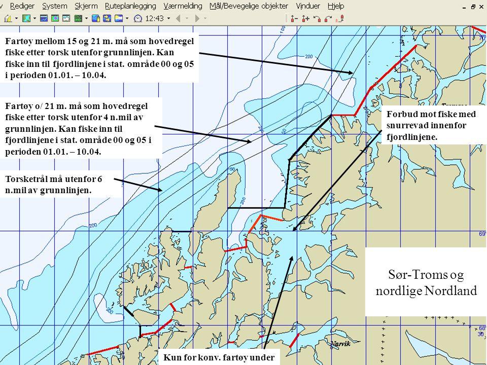 Sør-Troms og nordlige Nordland