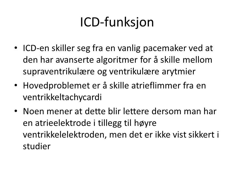 ICD-funksjon