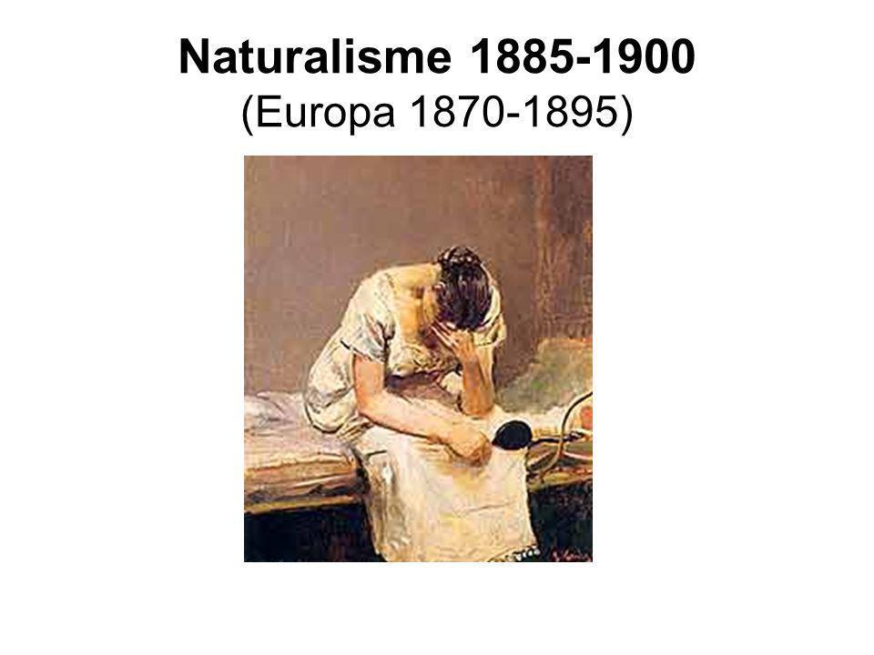 Naturalisme 1885-1900 (Europa 1870-1895)