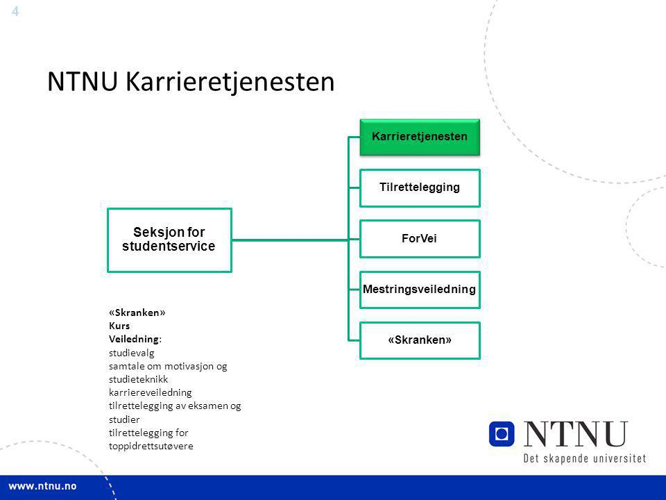 NTNU Karrieretjenesten