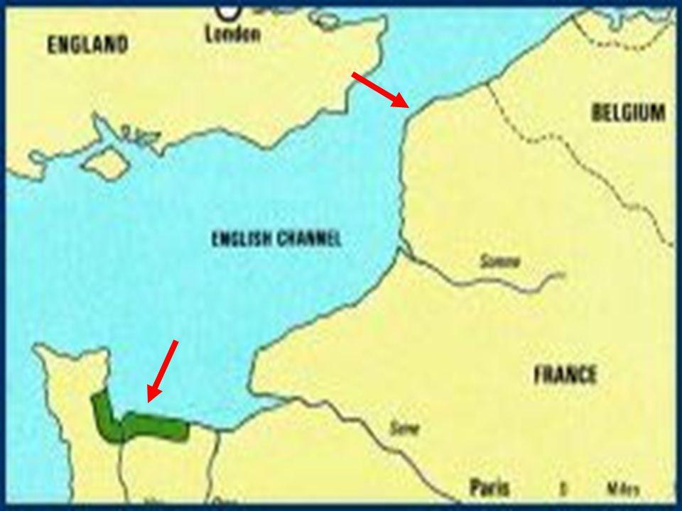 Forberedelsene Tidlig i krigen forstod Churchill, Storbritanias Statsminister, at Aksemaktene kunne slås ved å gå inn på det Europeiske fastlandet.