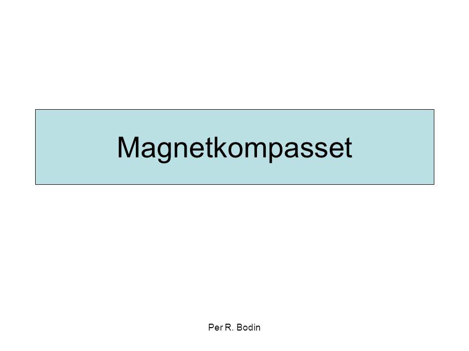 Magnetkompasset Per R. Bodin