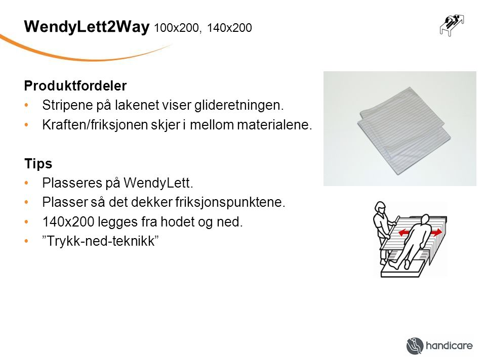 WendyLett2Way 100x200, 140x200 Produktfordeler