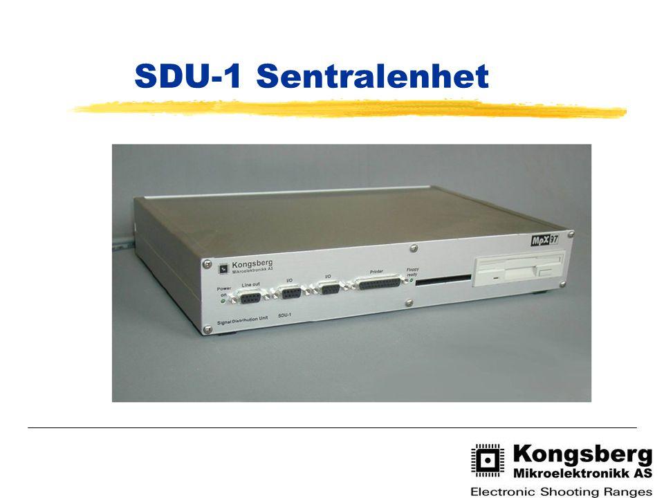 SDU-1 Sentralenhet