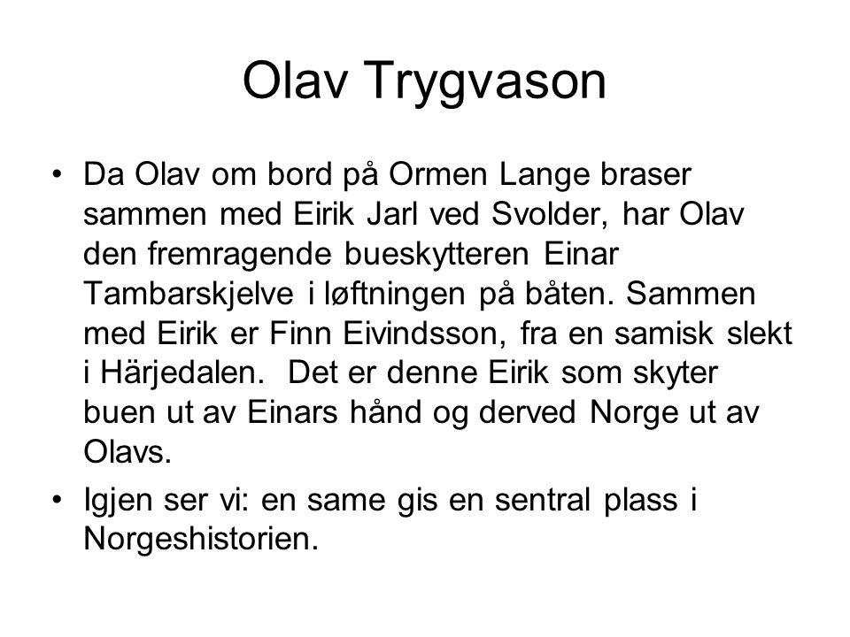 Olav Trygvason