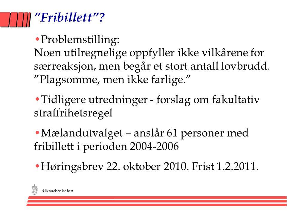 Fribillett