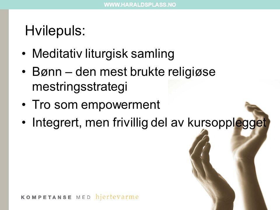 Hvilepuls: Meditativ liturgisk samling