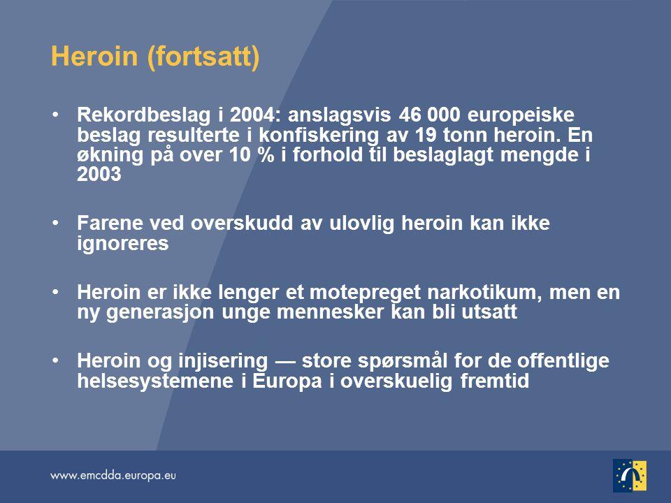 Heroin (fortsatt)