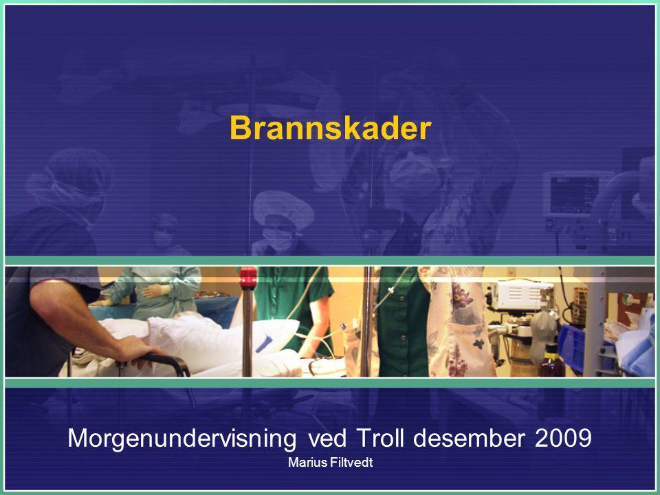 Morgenundervisning ved Troll desember 2009