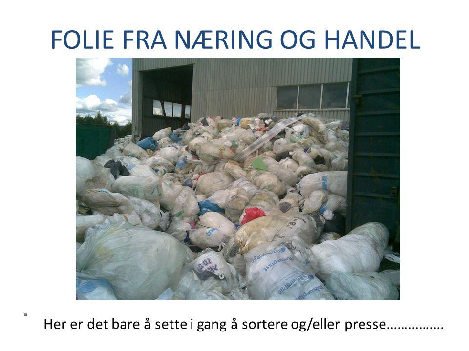 FOLIE FRA NÆRING OG HANDEL