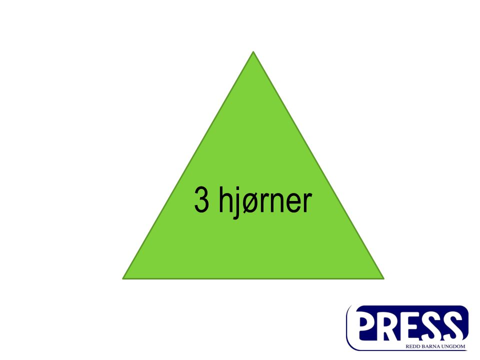 3 hjørner