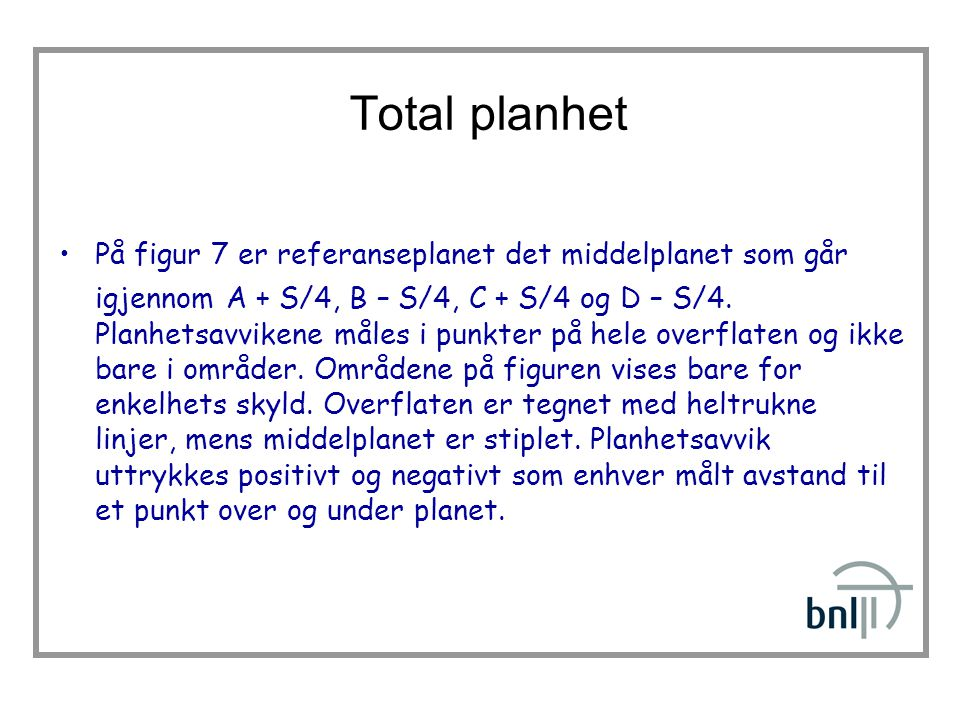 Total planhet