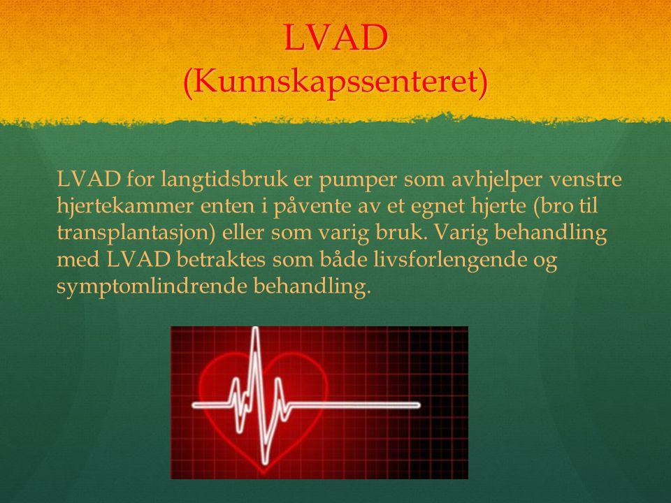 LVAD (Kunnskapssenteret)