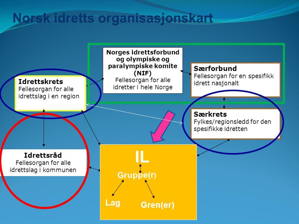 Norges idrettsforbund og olympiske og paralympiske komite (NIF)