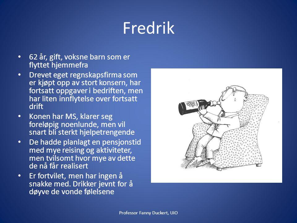 Professor Fanny Duckert, UiO