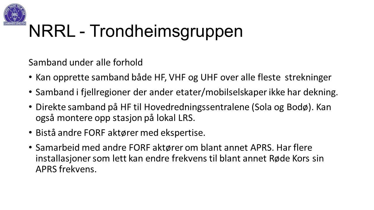 NRRL - Trondheimsgruppen