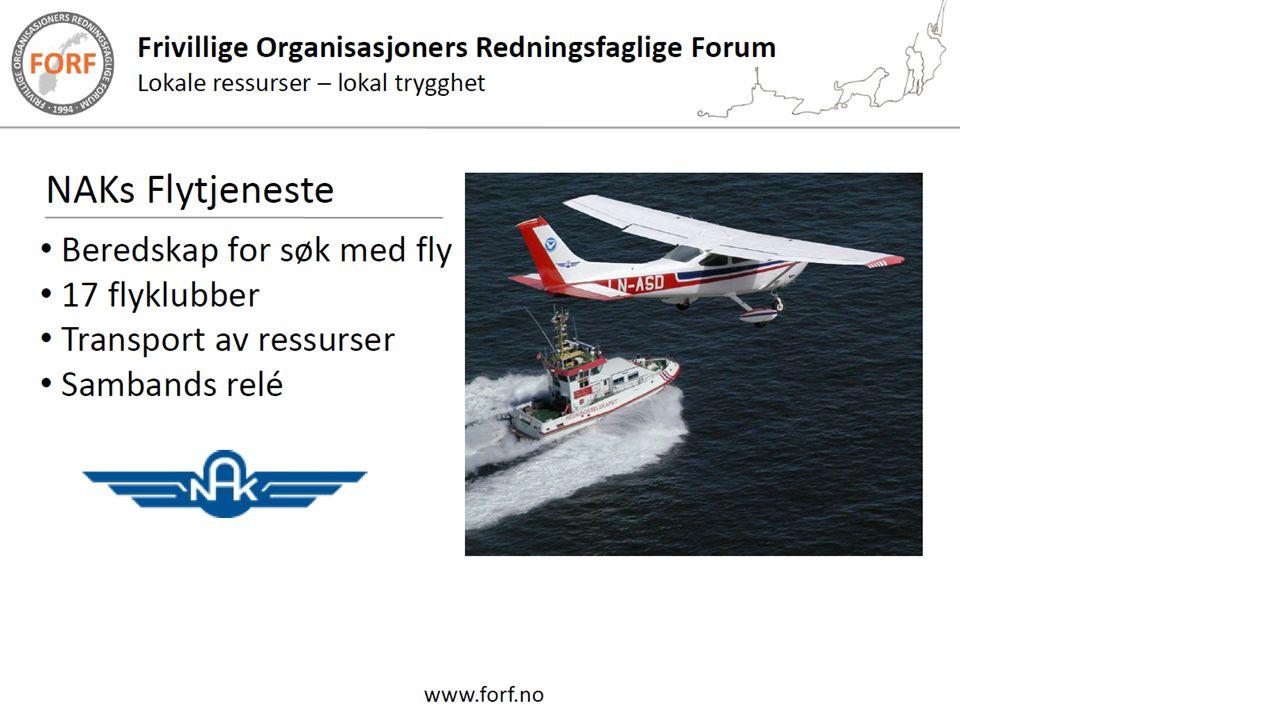 22 flyklubber Flytjenesten er best på geografisk dekning. Flytjenesten er best på utholdenhet i lufta.