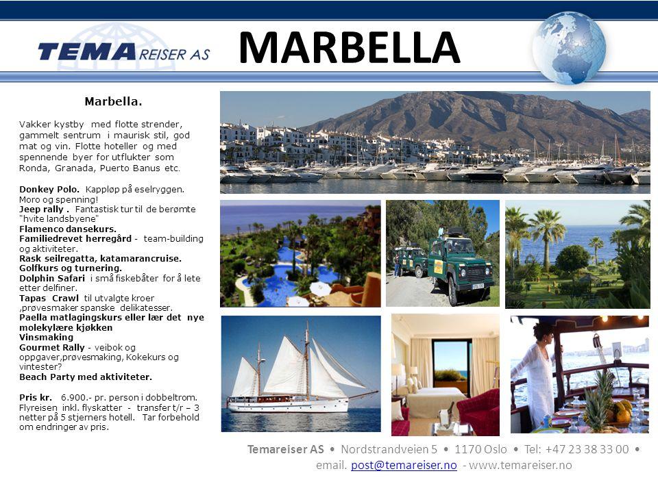 MARBELLA Marbella.