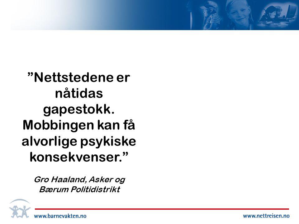 Gro Haaland, Asker og Bærum Politidistrikt