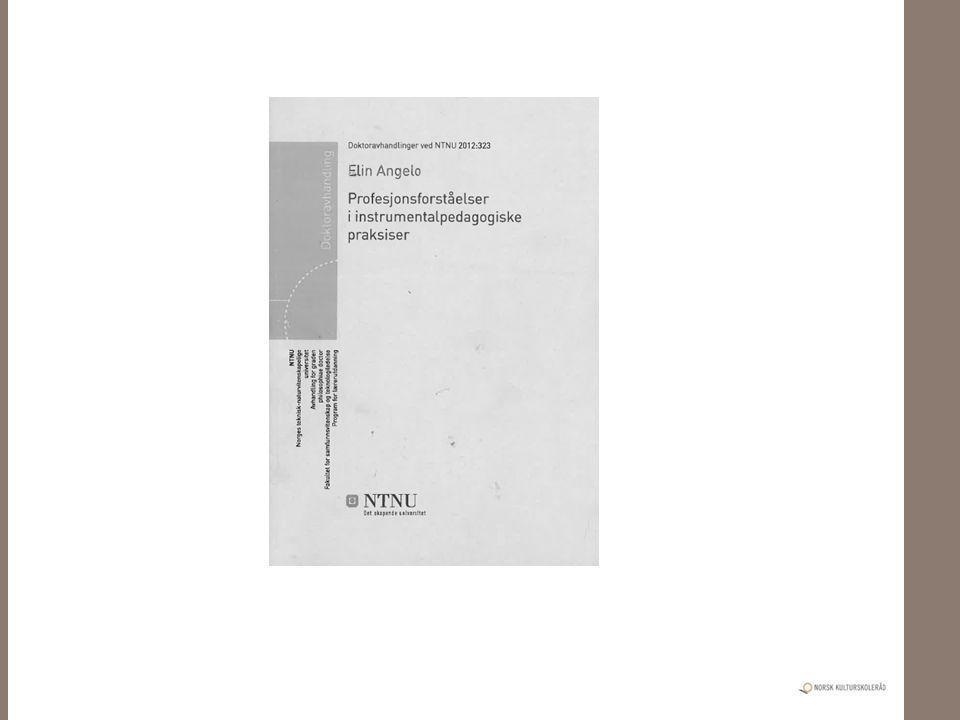 Bilde av avhandlingen