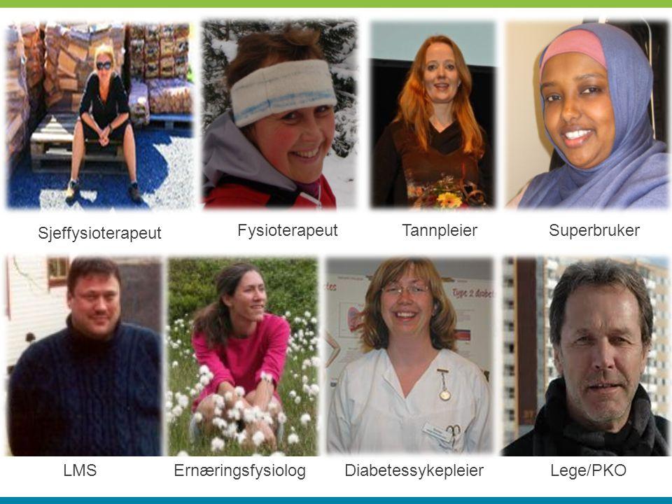Samarbeid designere og helsetjenesten