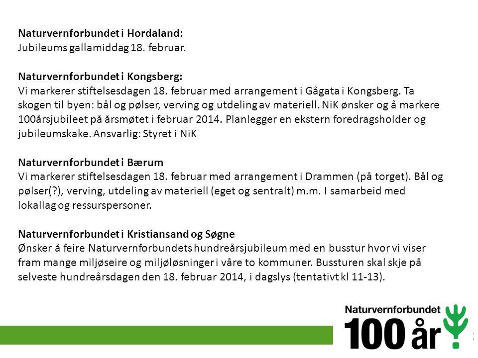 Naturvernforbundet i Hordaland: