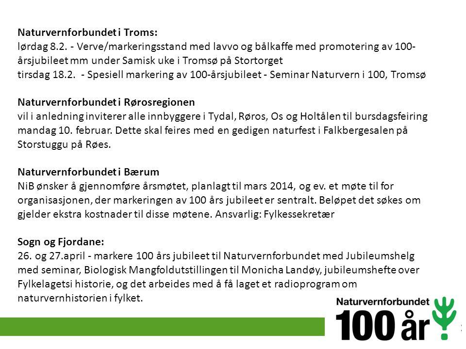 Naturvernforbundet i Troms: