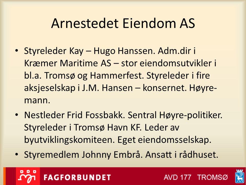 Arnestedet Eiendom AS