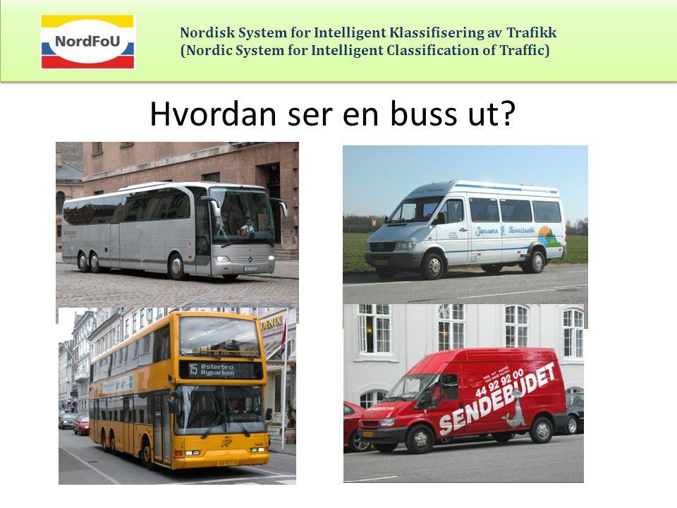 Hvordan ser en buss ut