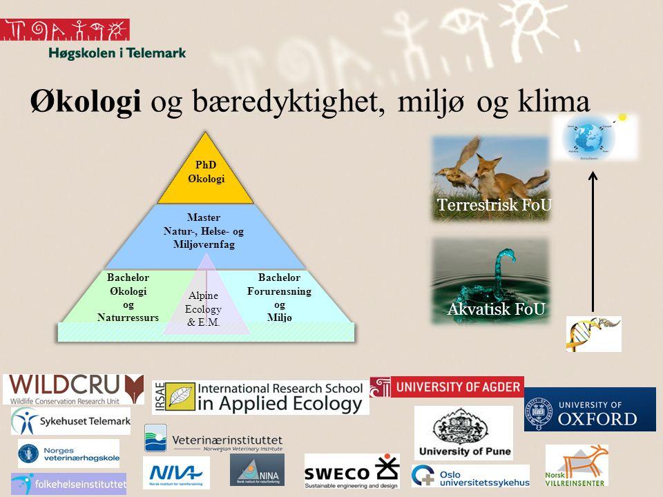 Natur-, Helse- og Miljøvernfag Bachelor Forurensning