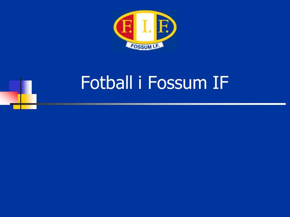 Fotball i Fossum IF