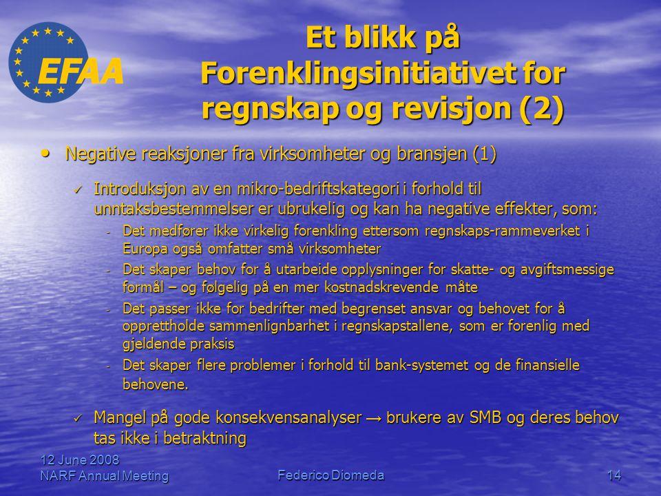Et blikk på Forenklingsinitiativet for regnskap og revisjon (2)