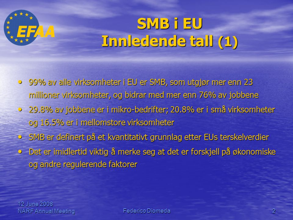 SMB i EU Innledende tall (1)