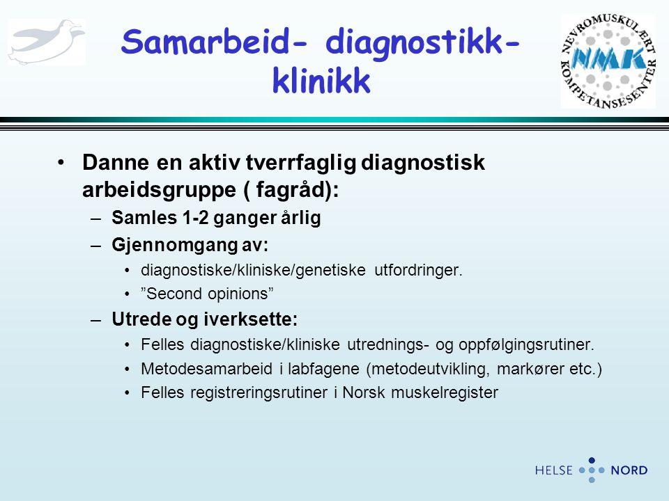 Samarbeid- diagnostikk- klinikk
