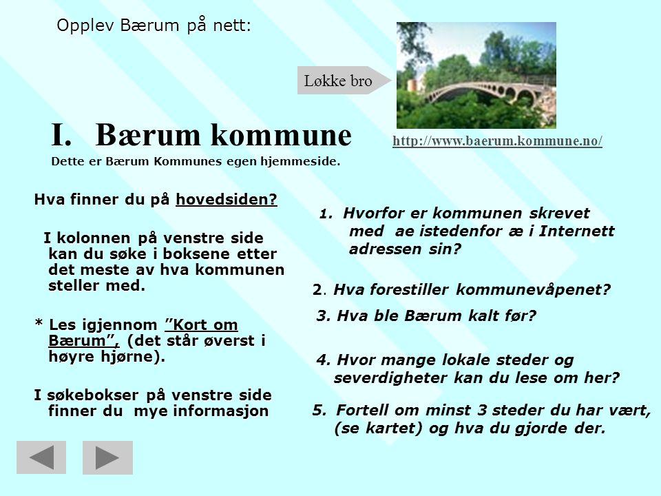 Bærum kommune http://www.baerum.kommune.no/