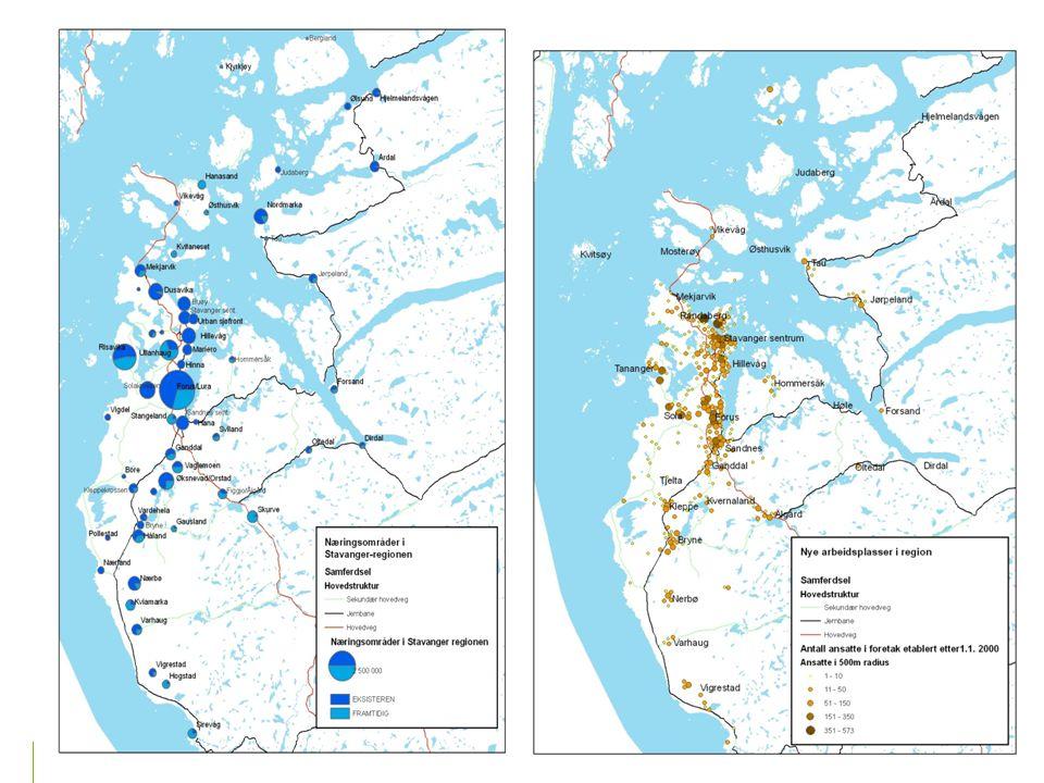 Næringsarealprosjektet – 18.september 2007