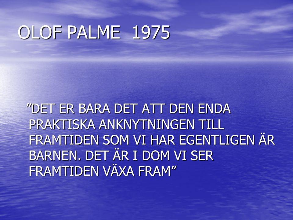 OLOF PALME 1975