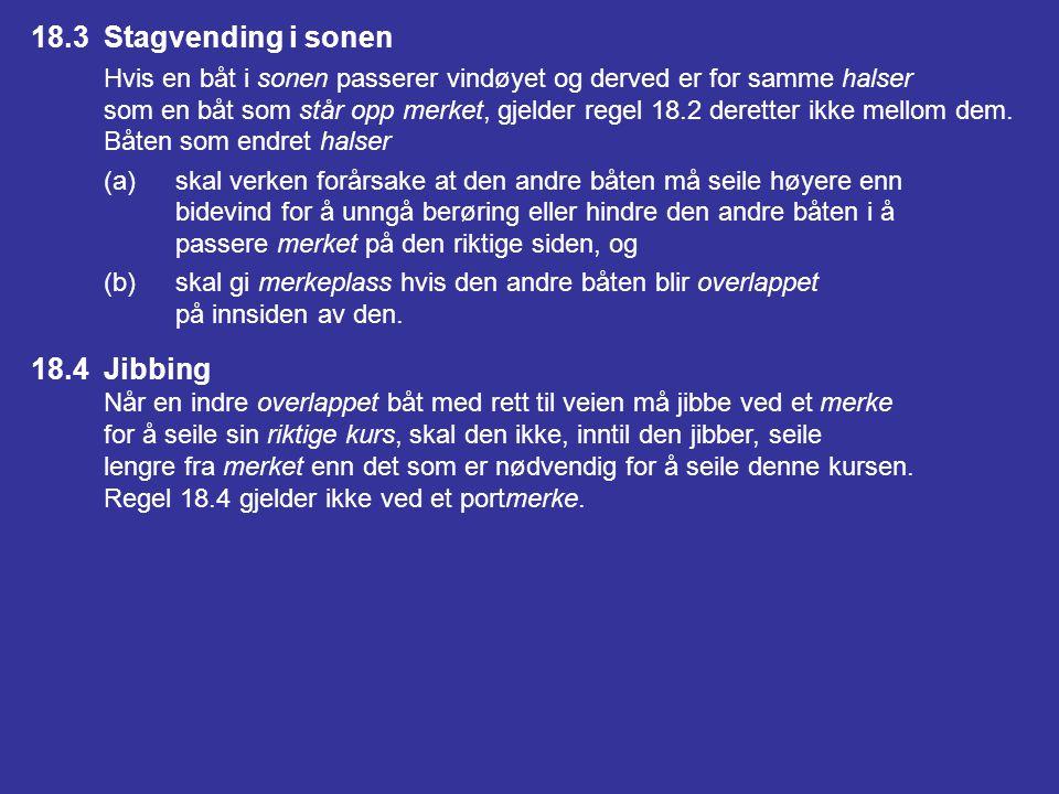 18.3 Stagvending i sonen 18.4 Jibbing
