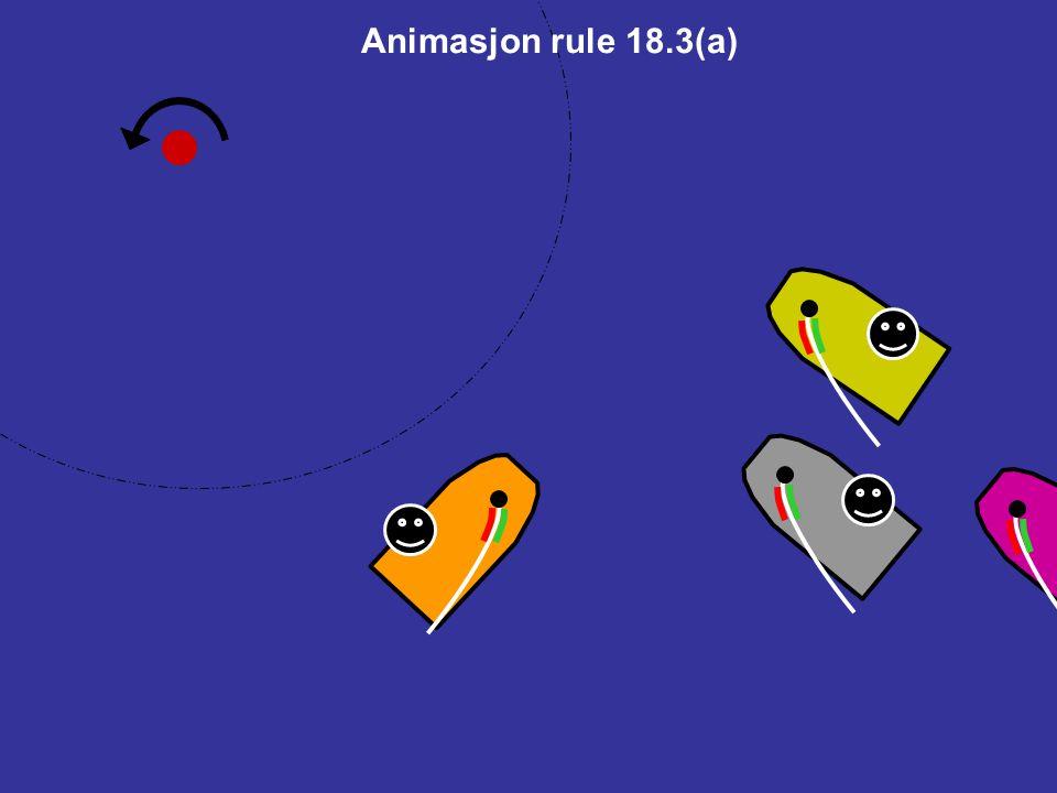 Animasjon rule 18.3(a)