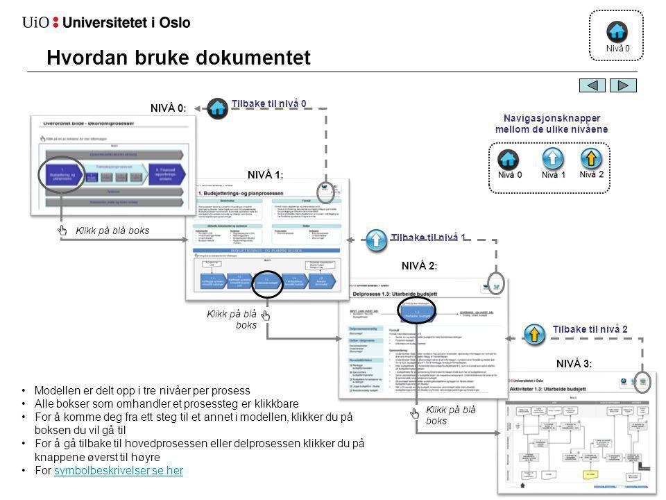 Hvordan bruke dokumentet